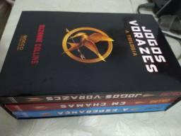 Box Jogos Vorazes livros