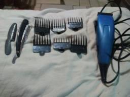 Vendo essa maquina de corta cabelo marca gama