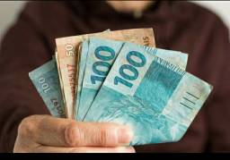 Dinheiro # na hora