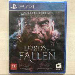 Jogo PS4 - Lords of the fallen