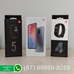 Redmi Note 9S 6/128GB Novo Lacrado