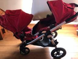 Carrinho para gêmeos - Baby Jogger City Select