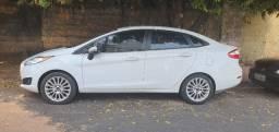 Ford New Fiesta Sedan 1.6 Titanium PowerShift (Flex) 2014