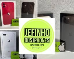 Iphone Novos e Seminovos! Pronta Entrega!!