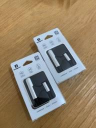 Adaptador Carregador e Fone para IPhone