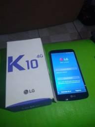 K10 nota e caixa
