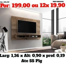 Promoção Maringa - Painel de televisão 1,40 - Direto da Fabrica
