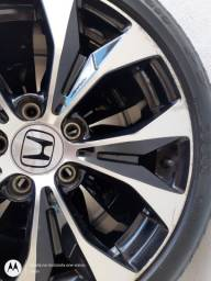 Rodas 17  originais do Honda Civic 2016