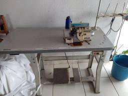 Máquina costura overloque