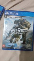 Ghost recon breakpoint lacrado ps4