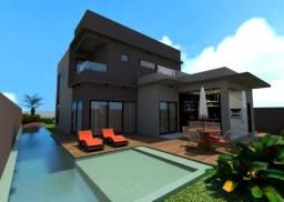 Residência com belíssimo projeto, condominio Granville região da praia do Francês