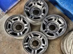Rodas da F250 2011 original de fábrica