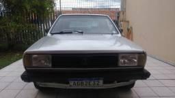 Gol quadrado cl 1986 motor ap aceito P . Z