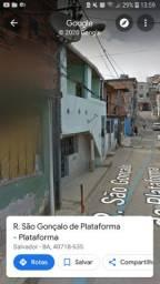 Uma casa na rua sao gonçalo de plataforma atras do bom preço