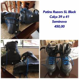 Patins Razors SL Black