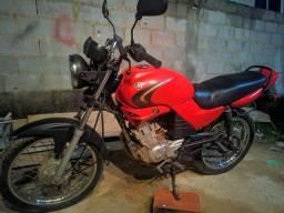 Yamaha YBR 125E 2008