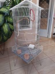 Viveiro para pássaros