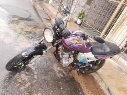 Estrada 200cc e susuki yes 125 cc