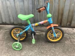 Bicicleta 12 Backyardigans