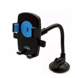 Suporte Veicular Ventosa Para Celular Gps Atacado Kit 5 pçs