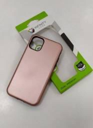Capa Dual Premium Da Infinity Case P/ iPhone 11