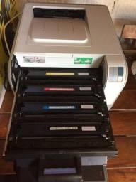 Impressora HP 1215 color para Transfer