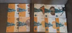 livros de história ensino médio - projeto múltiplo- Cláudio Vicentino