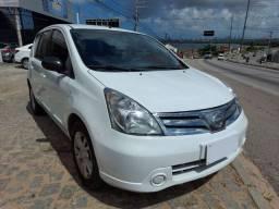 Nissan Livina S 1.6 2013 Entr R$4.300 + 48x