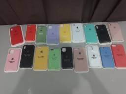 Case iPhone Veludo Emborrachado