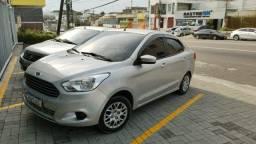 Ford Ka+ SE Sedan Prata 1.0 16V