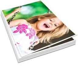 1000 folhas papel fotográfico