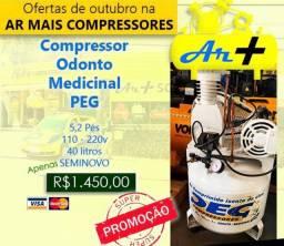 Compressor odonto