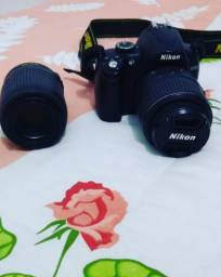 Camera fotográfica profissional.