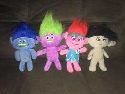 Ursinhos Trolls musical importado