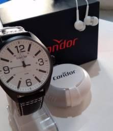 Relógio Masculino Condor Original com Garantia Novo