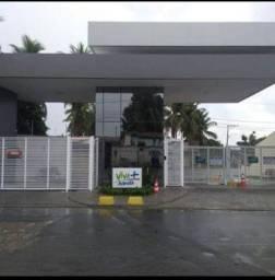 Alugo casa de 2/4 semi mobiliada no condomínio Viva + Avenida