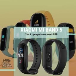 Xiaomi Mi Band 5 | Lacrado com garantia