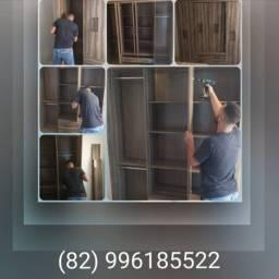 Equipe especializada montagem de móveis watssap *