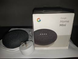 Google mini home - R$ 150,00