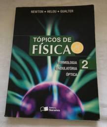 Livro Tópicos da Física - Vol. 2