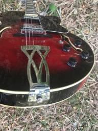 Vendo guitarra Ibanez semi acústica Artcore AF75-TRS