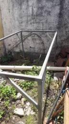 Vendo armação de de ferro galvanizado tibiri ll
