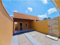 DP casa nova com doc. gratis;2 quartos,2 banheiros,coz. americana,area de serv. e quintal