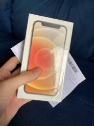 iPhone 12 MINI 64GB branco! Lacrado! Act propostas