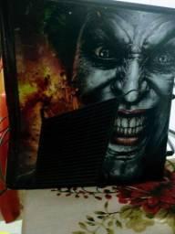 Xbox 360 Personalizado Coringa