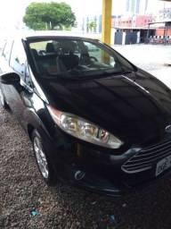 Ford New Fiesta Sedan Automático 2014