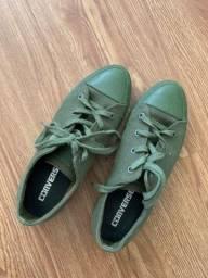 Sapato Converse tamanho 34