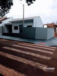 Casa com 2 dormitórios à venda, 70 m² por R$ 220.000,00 - Jardim Panorama - Sarandi/PR