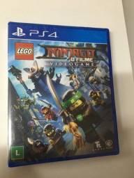 PS4 Lego Ninjago o Filme Novo Lacrado