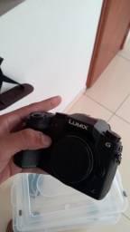Mirroless Lumix G7 4K